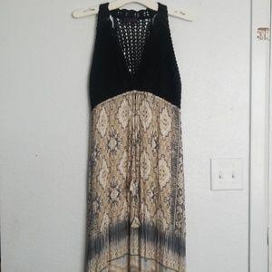 NWT Hale Bob maxi dress
